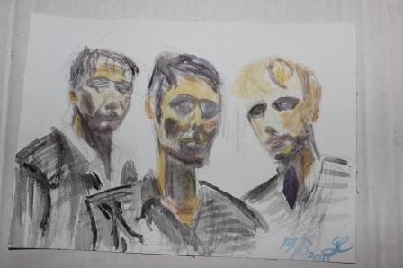 akvarell a5