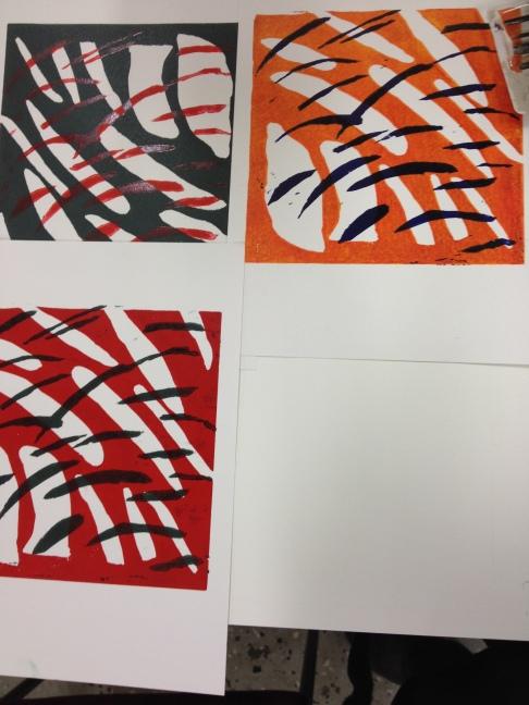 litografi (linoleum)